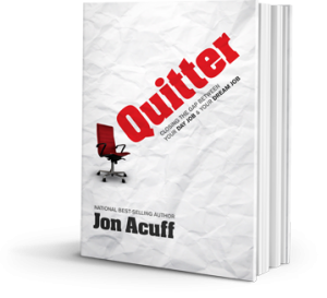 "Growth Group recommends ""Quitter"" to live your dream full-time"