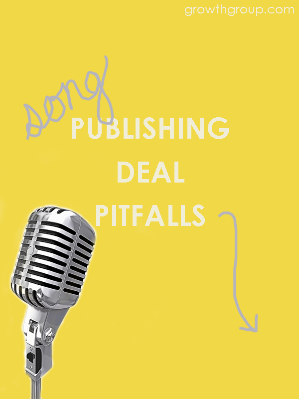 song publishing pitfalls