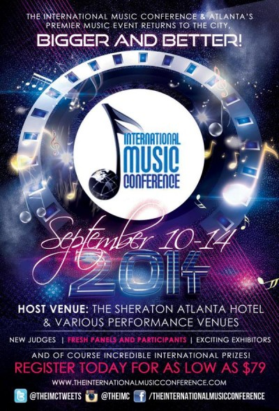 Growth Group is sponsoring the 2014 International Music Conference
