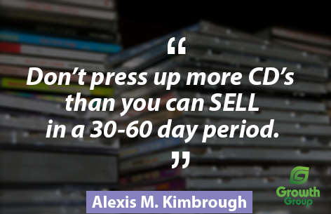 How indie artists are losing money in CDs