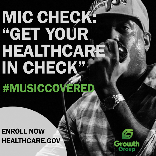 music healthcare covered mic check